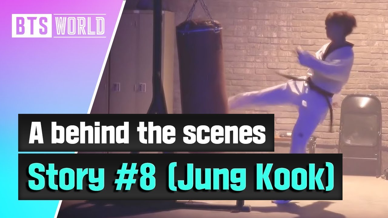[BTS WORLD] A behind the scenes story #8 (Jung Kook)
