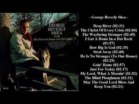 George Beverly Shea Sings His Favorite Songs And Spirituals (1963)