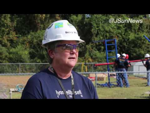 VIDEO: LyondellBasell Site Manager talks about giving back
