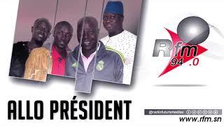 ALLO PRESIDENCE - Pr : KOUTHIA NDIAYE DOYEN & PER BOU KHAR - 31 AOUT 2020