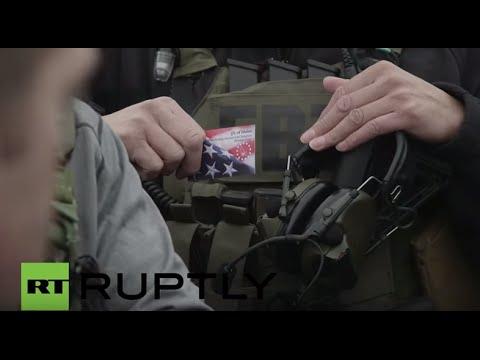 USA: Oregon militia members pay surprise visit to FBI