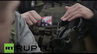 USA: Oregon militia members pay surprise visit to FBI