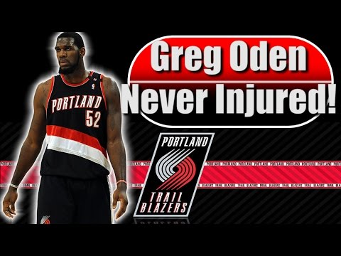 What If Greg Oden Never Got Injured?