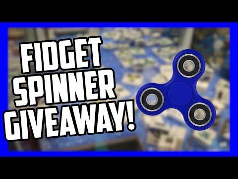 free fidget spinner giveaway