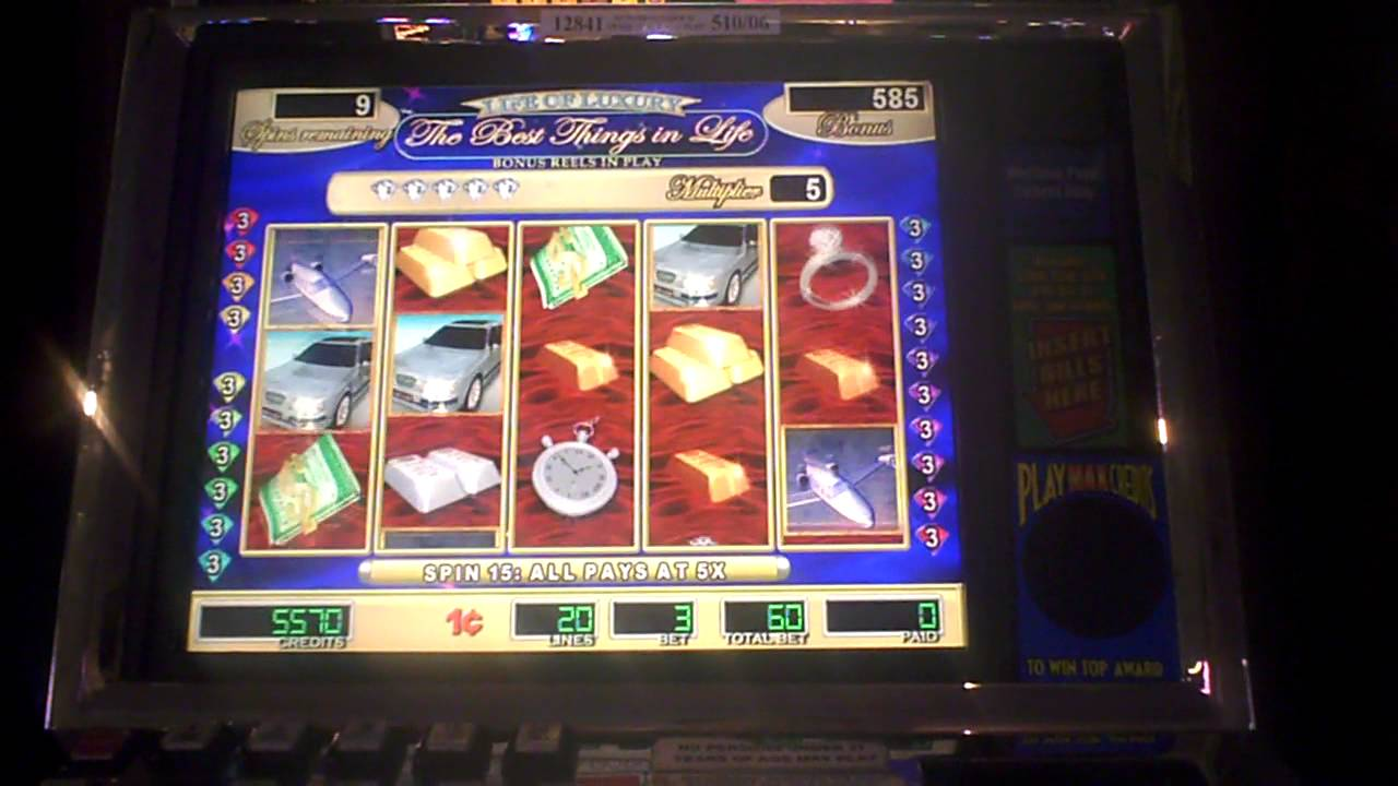Life Of Luxury Slot Machine Free Play