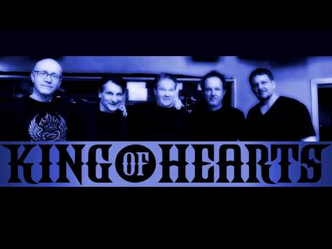 Don't Wait. Official King of Hearts first single from the new album. New Music!