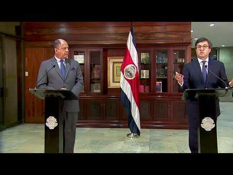 Reunión con el Presidente BID, Luis Alberto Moreno