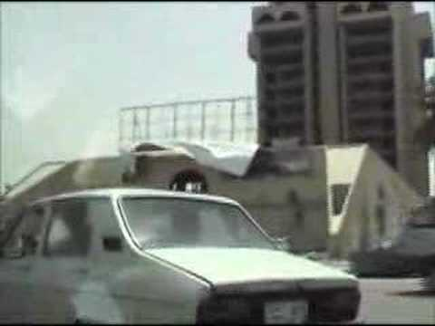 My trip to Iraq, 2004, Pt. 2, driving in Baghdad