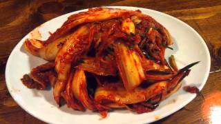 Кимчи, день второй: заправка