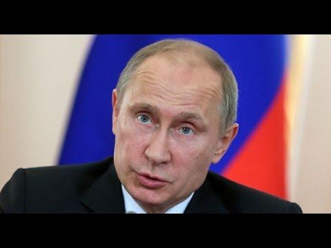 Putin Decrees The 'Destruction' Of All Western Food