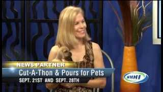 TALK OF THE TOWN | Franny Gerthoffer, Hilton Head Humane | 9-3-2013 | Only on WHHI-TV