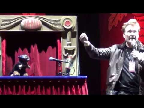 Triumph and Conan O'Brien - Festival Supreme