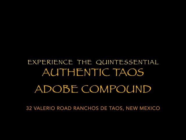 32 Valerio Road Ranchos De Taos