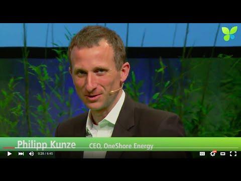ECO15 Berlin: Philipp Kunze OneShore Energy
