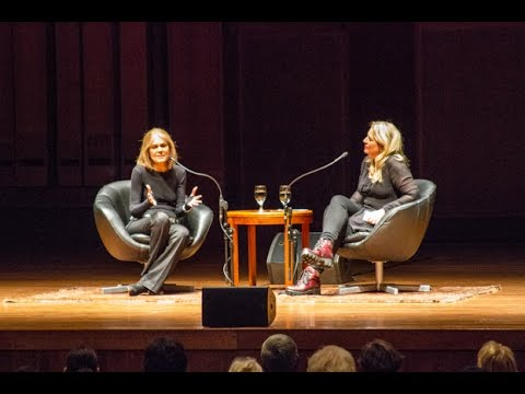 Gloria Steinem in Conversation with Cheryl Strayed