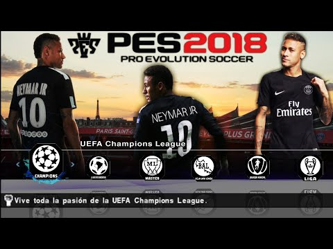 PES 2018 v3 1 Android 600 MB Offline Best Graphics New Textures
