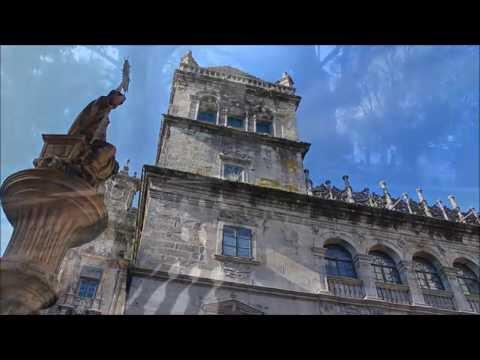 Chove en Santiago -Ismael Serrano & Luar Na Lubre- (Santiago de Compostela) -harmonica cover-