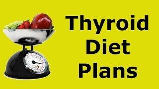 Diet and Exercise Plan For Hypothyroidism