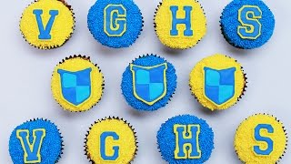 VIDEO GAME HIGH SCHOOL CUPCAKES - NERDY NUMMIES Thumbnail