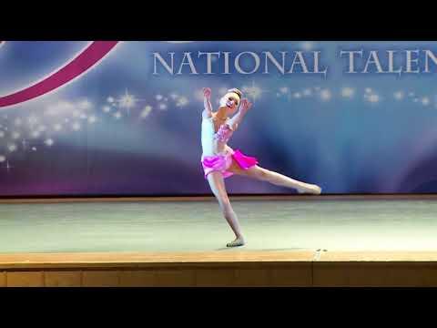 Dádiva - Ana Vilela/Dance moms/ Maddie Ziegler/ solo