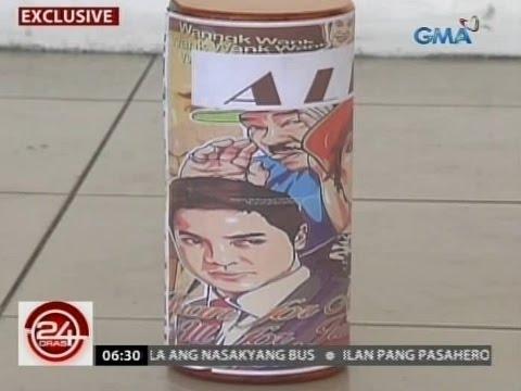 24 Oras: Exclusive: Ilan sa ibinebentang iligal na paputok, sinlakas na halos ng mga bomba