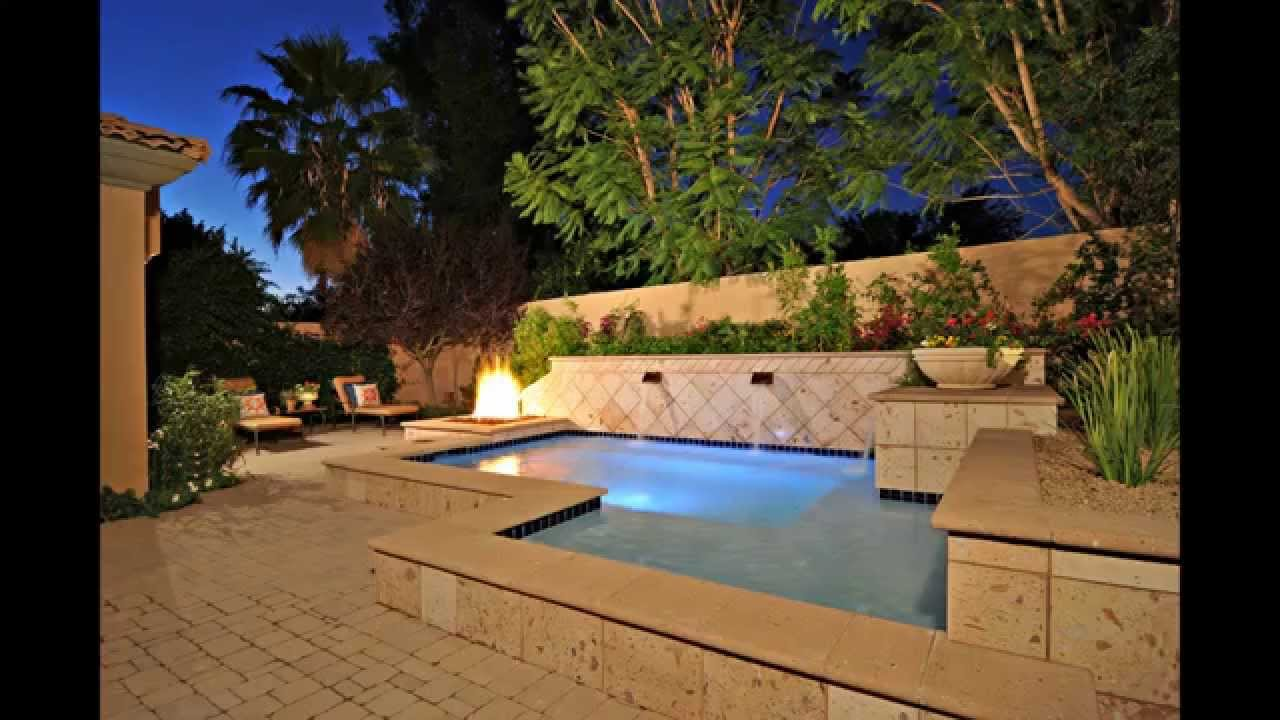 Pool U0026 Fireplace Patio Design: Landscape Design, Landscape Construction By  Earth Stone Water   YouTube