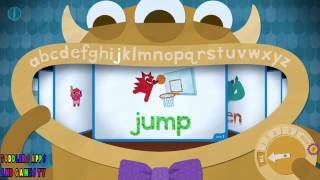 """Learn to Read """"I"""" and """"J"""" Words 