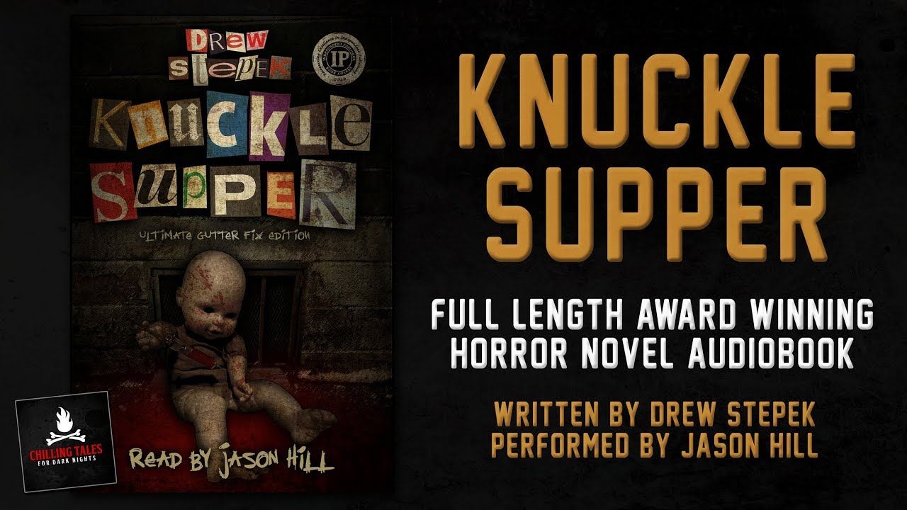 Listen FREE - Full Length Award Winning Horror Novel Audiobook (ft. Jason Hill)