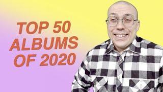 50 Best Albums of 2020