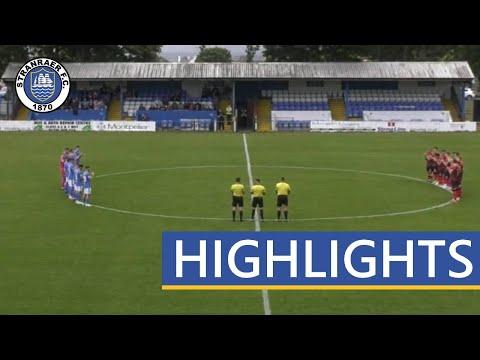 Stranraer Annan Athletic Goals And Highlights