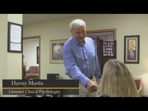 Dr. Harvey Martin, PhD - Martin Therapy Group