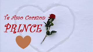 Watch Prince Te Amo Corazon video
