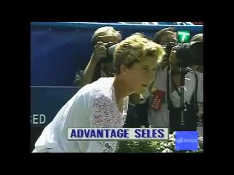 FULL VERSION Seles vs Navratilova US Open 1991