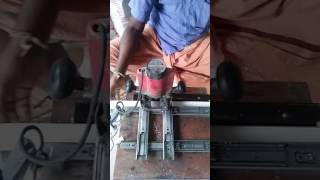 Aluminium fabrication work eessy