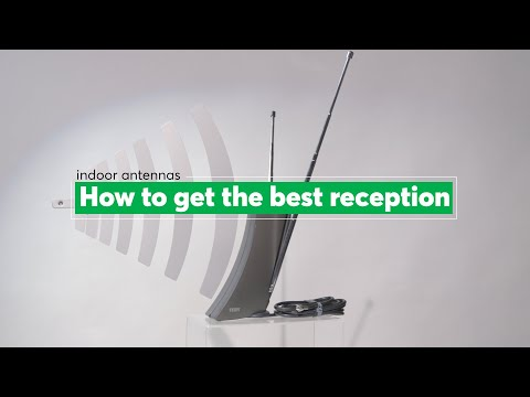 Indoor Antennas: How To Get The Best Reception | Consumer Reports