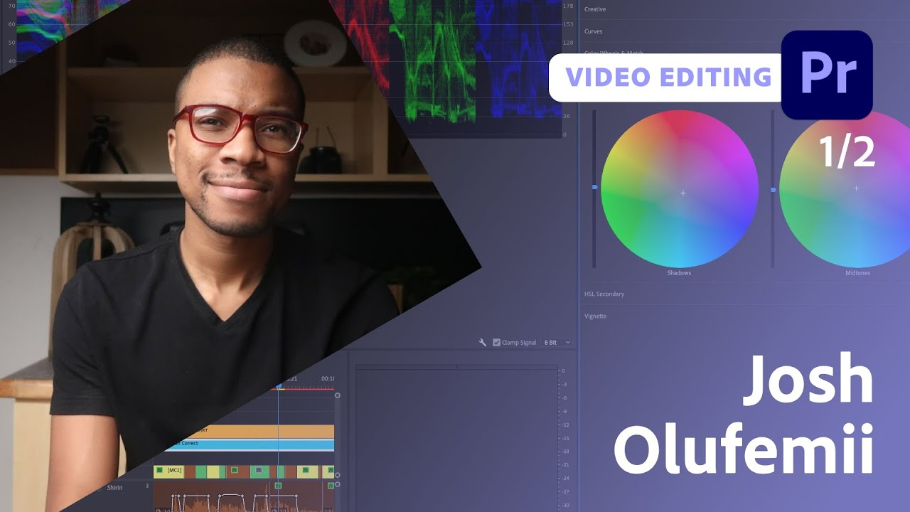 Creating Viral Video Effects with Josh Olufemii - 1 of 2