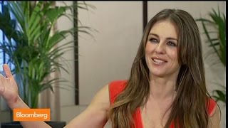 Liz Hurley: People Are Obsessed With the Royals