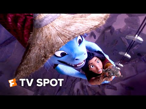 Raya and the Last Dragon Super Bowl TV Spot (2021) | Movieclips Trailers