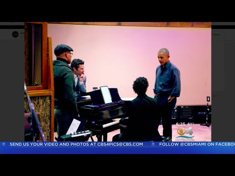 Barack Obama Lends His Voice To