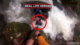 REAL LIFE HEROES | Part 39 Faith In Humanity Restored