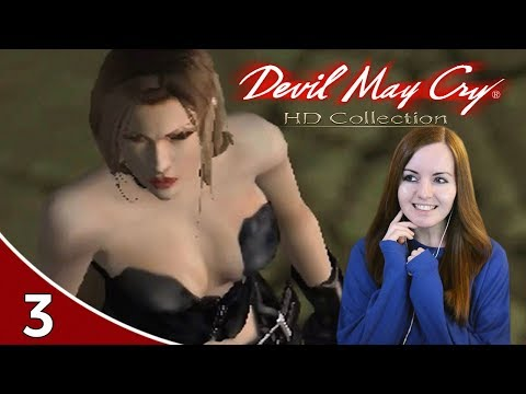 I Don't Trust Her!! - Devil May Cry HD Collection Gameplay Walkthrough Part 3