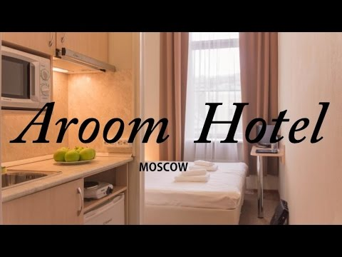 ОБЗОР НОМЕРА AROOM HOTEL