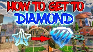 HOW TO GET TO DIAMOND IN ROCKET LEAGUE - HOW TO GET OUT OF PLATINUM IN ROCKET LEAGUE