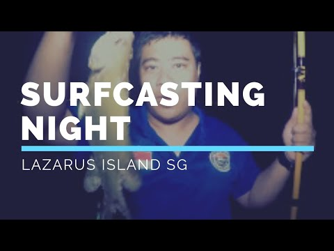 Surcasting Night - Lazarus Island By (PA Surfcasters)