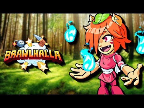 Yumiko • I LOVE using BOW right now! • Brawlhalla Diamond 1v1 & 2v2 Gameplay