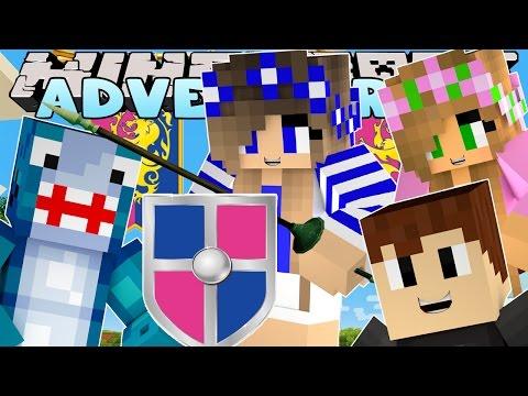 Minecraft - Little Carly Adventures: MAGIC KINGDOM GAMES
