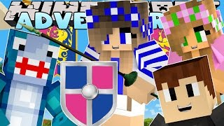 Minecraft - Little Carly Adventures: MAGIC KINGDOM GAMES