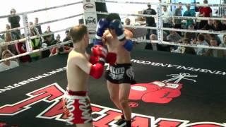 "Battle Of Porvoo 3 - Thai Boxing - Jere Finkman vs. Minh ""Jet"" Lee"