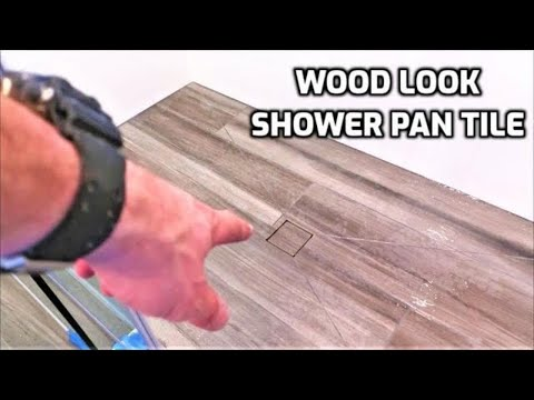 Wood Look Shower Tile Ideas EP 26 PT 2