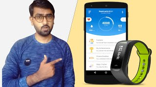 How to connect Fastrack reflex 2.0 with phone in hindi | Fastrack reflex belt connect to phone